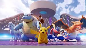 Pokémon Unite MOBA mới của Tencent đã vượt mốc 9 triệu lượt tải xuống trên  Switch - Phim hoạt hình trực tuyến