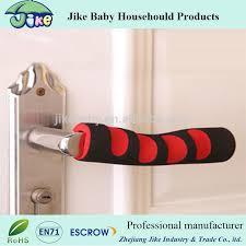 jike baby rubber door handle protector nbr safe door handle cover home use gate handle protector rubber door handle protector gate handle