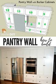 best 25 wall pantry ideas on pantry cabinets