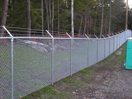 commercial chain link with barb wire homechain linkcommercial wire chain link fence barbed wire35 chain