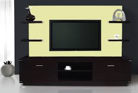 Small Picture Lcd Tv Cabinet Designs Modern Tv Unit Designs For Wall Mounted Lcd