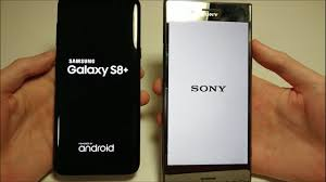 Sony Xperia XZ Premium vs Samsung Galaxy S8+ Speed Test ...