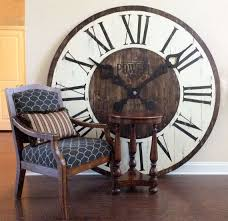 Small Picture The 25 best Large wall clocks ideas on Pinterest Big clocks