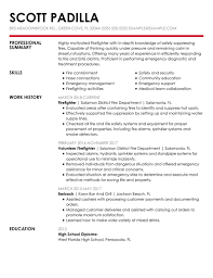 Exceptional Resume Examples 2019s Best Resume Examples For Every Industry Hloom
