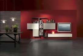 Modern Wall Cabinets For Living Room Modern Wall Units Introducing Modern Italian Entertainment Wall