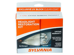 Crystal Light Cleaner How To Make Your Dull And Hazy Headlights Crystal Clear