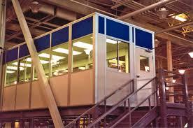 warehouse mezzanine modular office. a modular office on mezzanines warehouse mezzanine