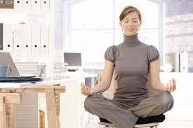 how to meditate in office. Meditation Is The New Yoga: Bringing Mindfulness Into Workplace | Big Think How To Meditate In Office