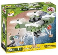 <b>Конструктор Cobi</b> Small Army 2151 <b>Боевой дрон</b> — купить по ...