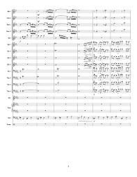 Big Band Charts Free Pdf No Name Yet Big Band Chart Sheet Music For Piano Alto