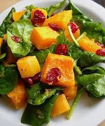 roasted ernut squash salad recipe