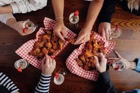 Fire pit wings and burgers menu. Menus Firepit Rocks