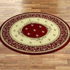 7 feet round rugs foot area rug pad ideas best accent 7ft horse 4 ft wool