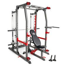 The Best Home Gym Smith Machine Marcy Md 9010g