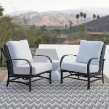 Small Space Outdoor Lounge Chairs