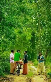 A Village Scene In Kerala Ente Keralam Ethra Sundharam In 2019