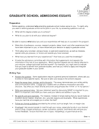 Best Solutions Of How To Write A Grad School Admission Letter For