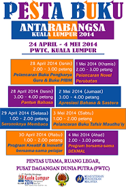 Small Picture Reading Sale Events in International Book Fair 2014 at PWTC