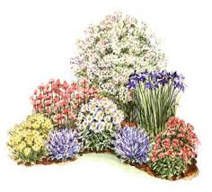 Small Picture Long Blooming Garden Plans Perennials Gardens and Garden ideas