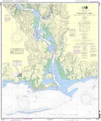 Noaa Nautical Chart Guilford Harbor To Farm River