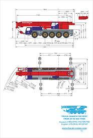 Liebherr 200 Ton Mobile Crane Load Chart Liebherr Ltm 1100 5 1