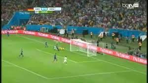 هدف نهائي كأس العالم 2014 المانيا على الارجنتين تعليق الشوالي HD - YouTube
