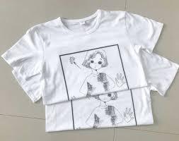 <b>NiceMix 2019</b> Summer Harajuku T <b>Shirt Women</b> Cotton <b>Tops</b> Print ...