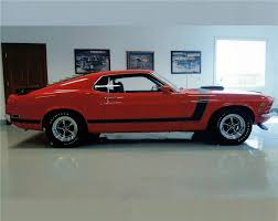 1970 FORD MUSTANG BOSS 302 FASTBACK - 138206