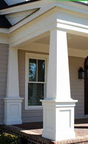 Column Molding Ideas Best 20 Columns Ideas On Pinterest Front Porch Remodel Front