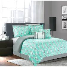 teal and gray comforter set best grey bedding ideas on teen bedspread comforters 5