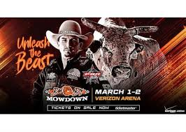 Verizon Arena Pbr Seating Chart Pbr Unleash The Beast Little Rock