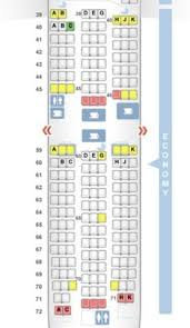 however on the seat map on cx it shows that 40b is the seat with no one in front which is correct