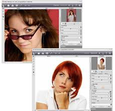 akvis makeup screenshot photo editing software screenshot
