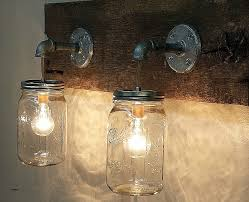 jar lighting fixtures. Decorative Lighting Fixtures Awesome Ball Mason Jar Lights These Will Go On Either Side Of The