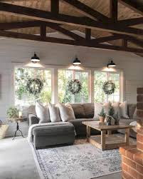 46 Marvelous Farmhouse Design Ideas For Living Room Wohnzimmer In
