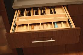 endearing utensil drawer organizer silverware trays divided drawers partitions kitchen