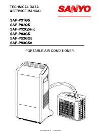 sanyo sap p92q5hk repair manual relay air conditioning Sanyo Air Conditioner Wiring Diagrams Sanyo Air Conditioner Wiring Diagrams #57 sanyo air conditioning wiring diagrams