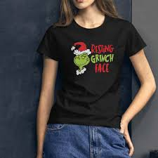 Dr Seuss Primark Resting Grinch Face Shirt Hoodie Sweater