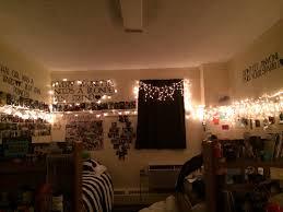 cool dorm lighting. Dorm Room. Christmas Lights EVERYWHERE! Cool Lighting O