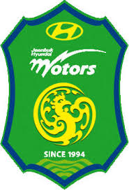 hyundai motors logo. logo of jeonbuk hyundai motors south korea hyundai motors