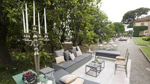 Outdoor wedding furniture Chair Design Turn The Wedding Party Inside Out And Take The Indoors Out It Might Sound Unorthodox And Unusual Taking Pieces Such As Velvet Sofas And Carpets Outside Como In Style Inside Out Indoor Furniture Outdoor Weddings