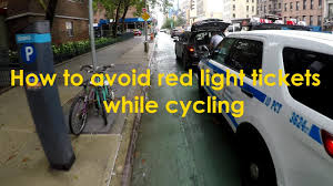 Bicycle Red Light Ticket Nyc How To Avoid Getting A Red Light Ticket While Cycling In Nyc