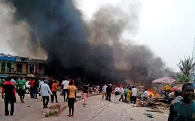 Image result for Attack in central Nigeria kills at least 17, official says