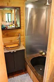 tiny house bathroom ideas.  Ideas Joel Weberu0027s Tiny House Bathroom Intended Ideas B