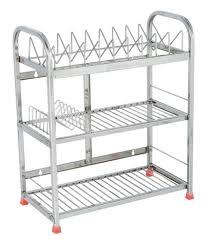 Kitchen Racks Stainless Steel Buy Amol Stainless Steel Utensils Rack Online At Low Price In
