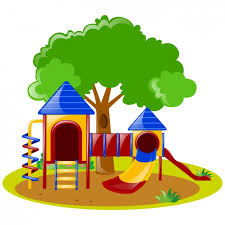 Image result for playground cartoon