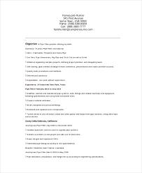 Journeyman Pipefitter Resume
