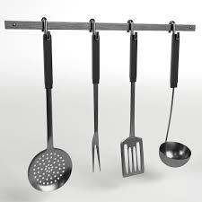 kitchen tools utensils rack by francescomilanese  docean