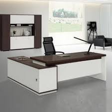 Image Modern New Design Eco Friendly Wooden Office Computer Table Modular Melamine Executive Table Office Furniture Office Furniture Pinterest Pin By Decorx On Decorx office Interior Office Table Office