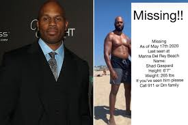 Shad Gaspard, former WWE star, missing after swimming at Venice Beach